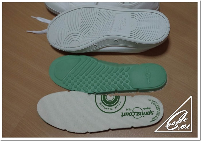 spring court insole