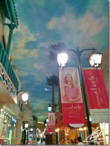 Ibn Battuta Mall way