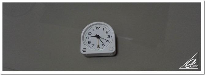 muji clock