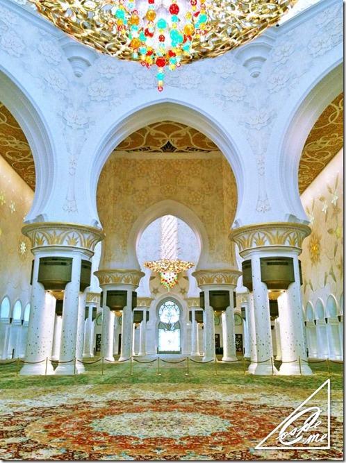 sheikh rashid mosque_inside