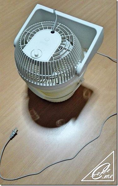 タイで水式空気清浄機を安く自作した件