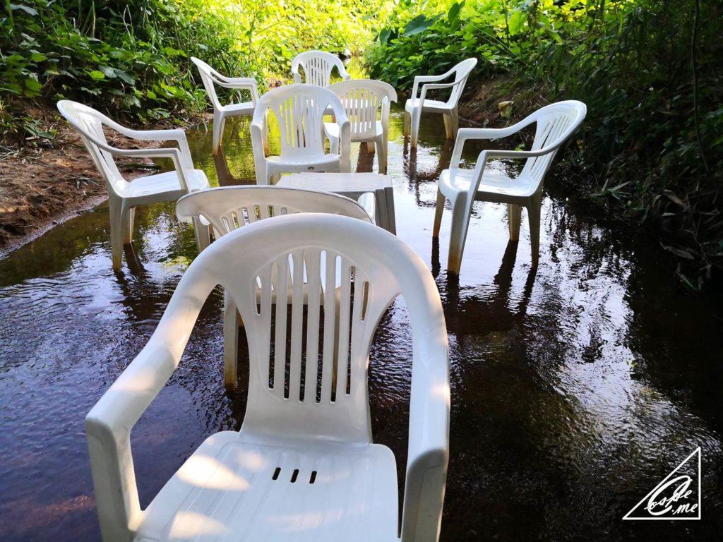Bang Phra Reu Cafeはシラチャの森林とせせらぎの超癒しカフェ【バンプラルア】