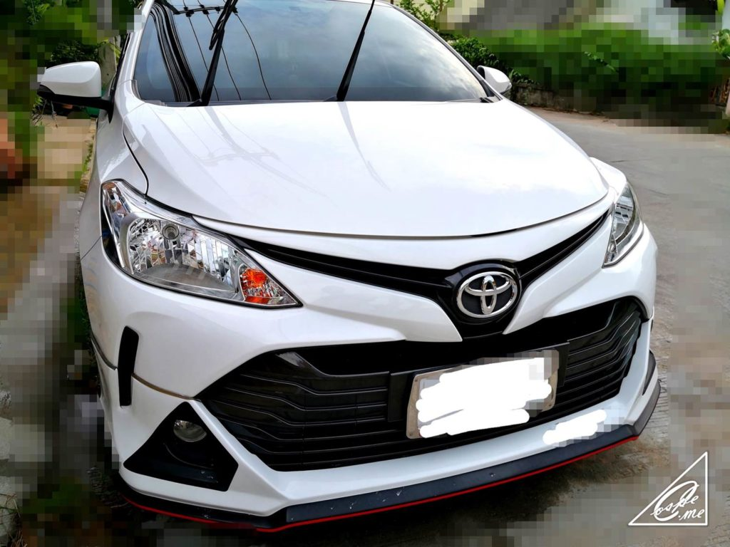 新車で購入トヨタVIOS(ヴィオス)の3年間レビュー【高コスパ】