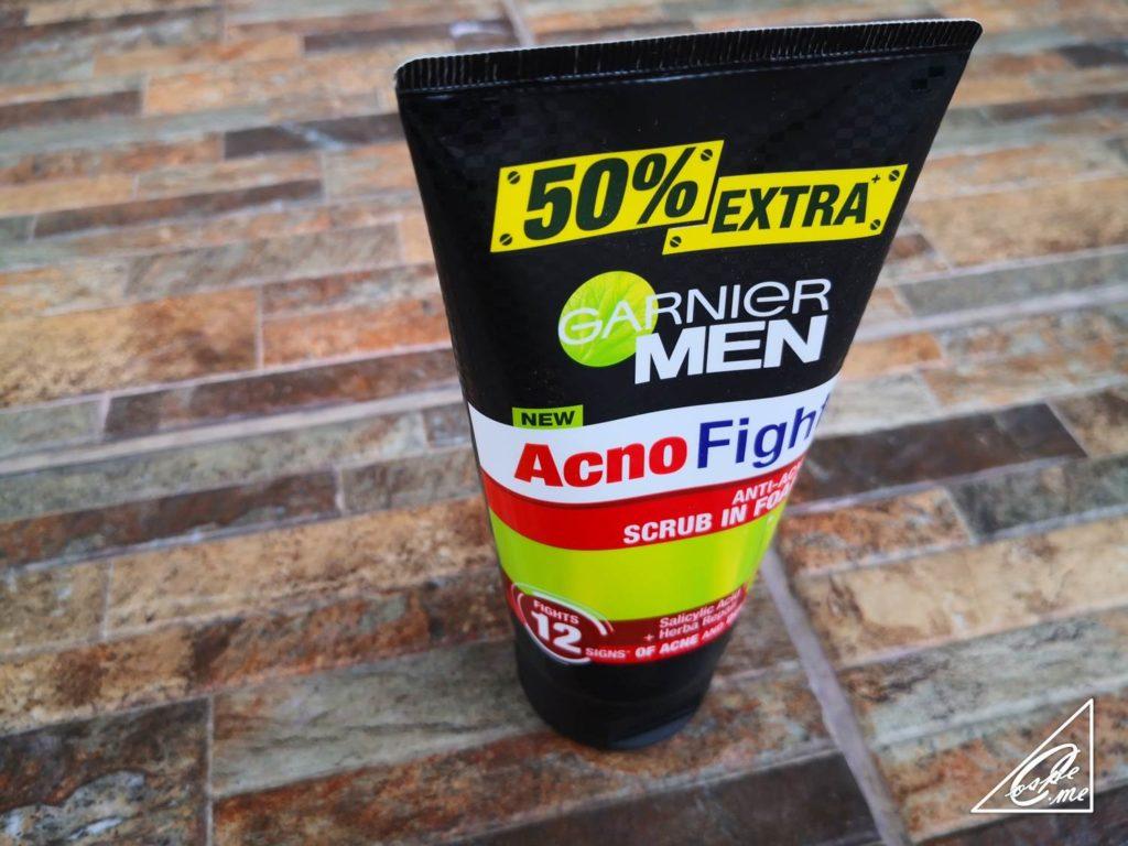 タイの洗顔フォーム(ニキビ対策)を買うならGARNIER AcnoFight