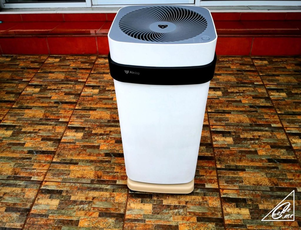 Airdog X5空気清浄機を1年使い込んだガチ購入者の口コミ